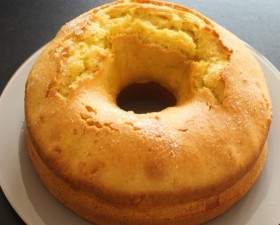 Gâteau moelleux Fleur d'oranger