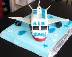 Gateau avion