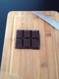 Pain perdu au chocolat