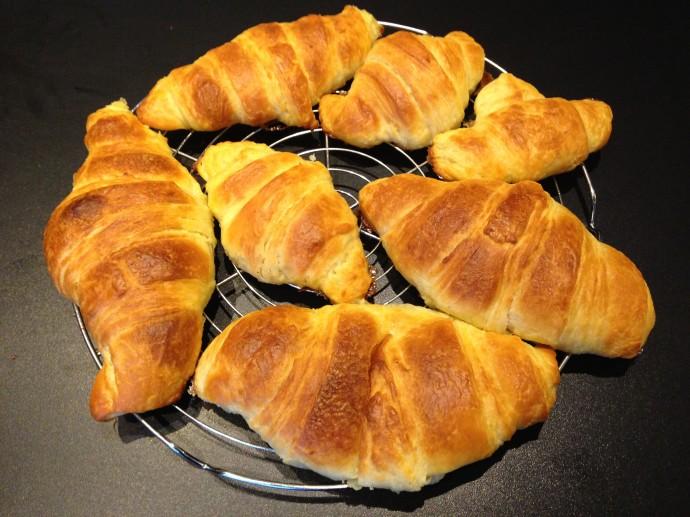 Croissants pur beurre