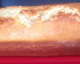 Cake ultra simple et moelleux