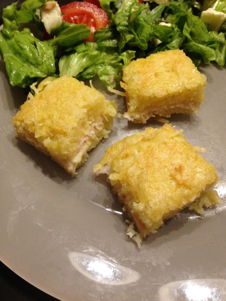 Croques pommes de terre