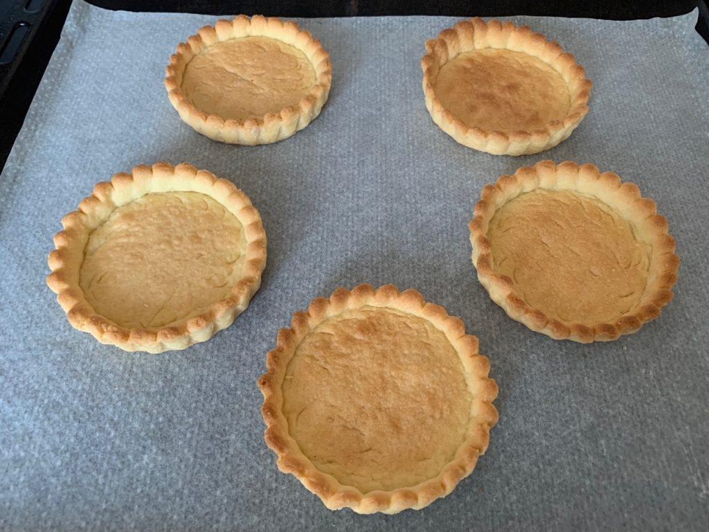 Tartelettes aux fruits - Fonds tartes- Recettes Delphine