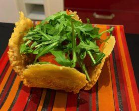 Sandwich Salade - Presentation 3 - Recettes Delphine